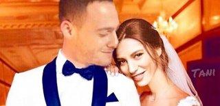 Serenay Sarıkaya ile Kerem Bürsin'i Evlendirdiler!