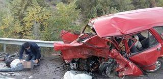Sinop'ta Pikap ile Otomobil Çarpıştı: 2 Ölü