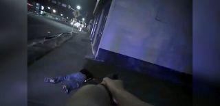 ABD Polisi Yine Dehşet Saçtı
