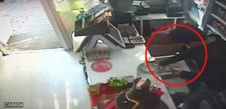 Bursa'daki Hırsızlık Anı Kameralarda