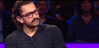 Aamir Khan, Milyoner'de Yarışmadan Çekildi