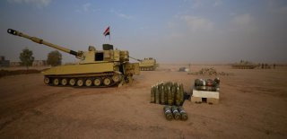 Irak Güçleri Kerkük'e İlerlemeye Başladı