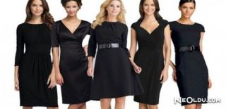 Siyah Giyince Zayıf Görünür Müyüz?
