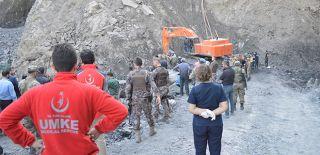Şırnak'ta Kaçak Kömür Ocağında Facia