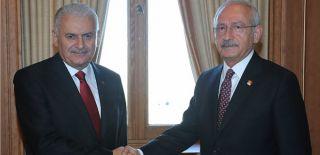 Başbakan Yıldırım ile Kılıçdaroğlu Neler Konuştu?