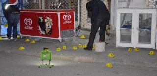 Şanlıurfa'da Sokak Ortasında İki Grup Çatıştı!