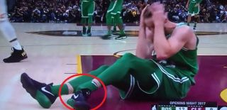 NBA'e Berbat Başlangıç: Hayward'ın Ayağı Kırıldı