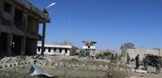 Afganistan'da Askeri Üsse Saldırı! 41 Ölü