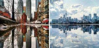 O Şehirleri Bir de Böyle Görün