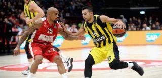 Olimpia Milan: 86 - Fenerbahçe Doğuş: 92