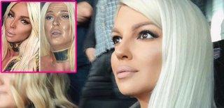 Jelena Karleusa'nın Photoshopsuz Hali Ortaya Çıktı