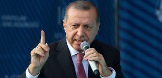 Cumhurbaşkanı Erdoğan'dan ABD'ye Sert Sözler!