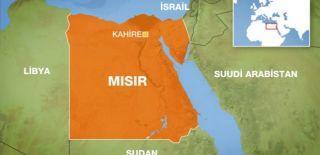 Mısır'da Teröristlerle Polisler Çatıştı: 20 Ölü