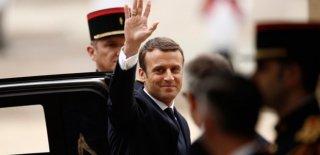 Macron: İnternet Devlerine Vergi Uygulaması...