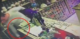 Sarıyer'deki Hırsızlık Anları Kameralara Yansıdı