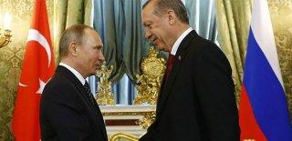 Erdoğan ve Putin'in Kritik Telefon Görüşmesi