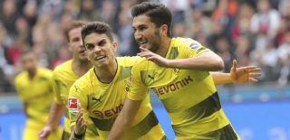Dortmund, Frankfurt'la Puanları Paylaştı!