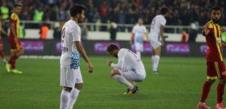 Trabzonspor'da Çöküş Engellenemiyor!