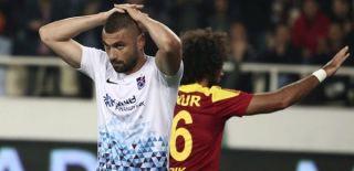 G.Saray Derbisi Öncesi Trabzon'a Bir Şok Daha!