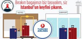 THY Miniport Bagaj Teslim Hizmeti Hakkında Bilinmesi Gerekenler