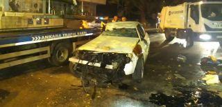 Aşırı Sürat Kaza Getirdi: 3 Yaralı