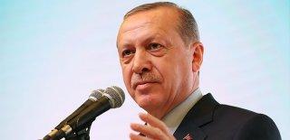 Cumhurbaşkanı Erdoğan'dan 2019 Vurgusu