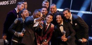 2017 FIFA Yılın Ödülleri Sahiplerini Buldu