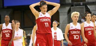 A Milli Kadın Basketbol Takımı Kadrosu Belli Oldu