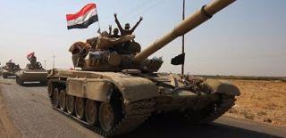 Irak Ordusu Saldırı Başlattığını Duyurdu
