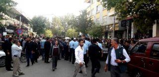 Şehrin Merkezinde Baltalı Kavga: 1 Ölü