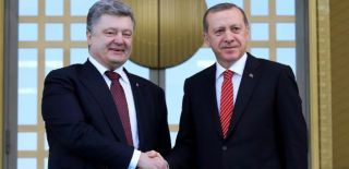 Ukrayna Cumhurbaşkanından Erdoğan'a Teşekkür
