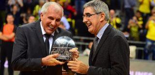 Yılın Koçu Ödülü Obradovic'in