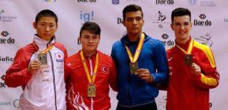 Enes Özdemir, Dünya Karate Şampiyonu Oldu!