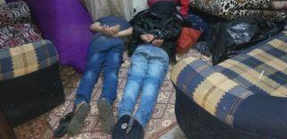 Suriyeli Aileye Bıçak ve Silah Zoruyla Gasp!