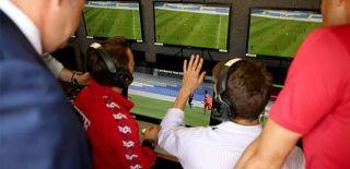 Video Yardımcı Hakem Sistemi Süper Lig'de Denenecek