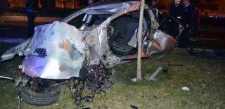 İzmir'de Polislerin Yaptığı Kazada 2 Şehit