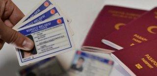 Pasaport / Ehliyet Hizmetleri Devrinde Süre Uzatıldı