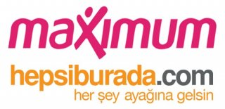 Maximum Kart Hepsiburada.com 50 TL MaxiPuan Kampanyası