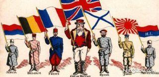 I. Dünya Savaşına Giden Yol: Bunalım Dönemi
