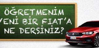 FIAT Öğretmenler Günü 4200 TL İndirim Kampanyası