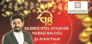 2018 Yılbaşı Programı Silence İstanbul Hotel Ferman Toprak Konseri