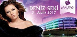 2018 Yılbaşı Programı Malpas Hotel Kıbrıs Deniz Seki Konseri