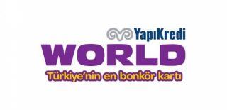 Word Kart Giyim Alışverişine 30 TL Hediye WorldPuan