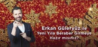 2018 Yılbaşı Programı Rixos Downtown Antalya Erkan Güleryüz Konseri