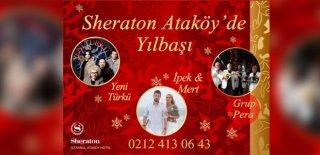 2018 Yılbaşı Programı Sheraton Ataköy Hotel İstanbul Yeni Türkü Konseri