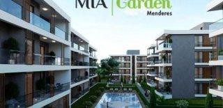 Koç İnşaat MİA Garden Menderes Projesi ve Fiyat Listesi