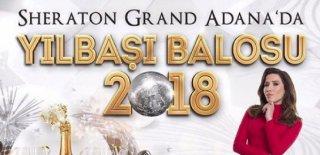 2018 Yılbaşı Programı Sheraton Grand Adana Burcu Güneş Konseri