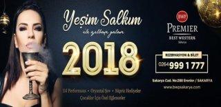 2018 Yılbaşı Programı Best Western Premier Sakarya Yeşim Salkım Konseri