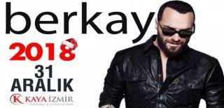 2018 Yılbaşı Programı İzmir Kaya Hotel Thermal Berkay Konseri