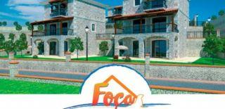 Makro Yapı Foça Terrace Taş Evler Projesi ve Fiyat Listesi